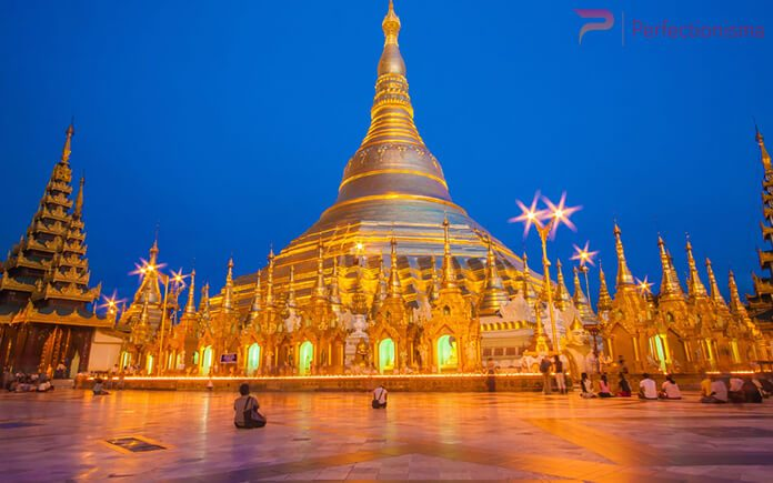 best tourist destinations in myanmar