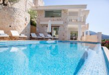 Villa Tortop for Sale in Kalkan Turkey